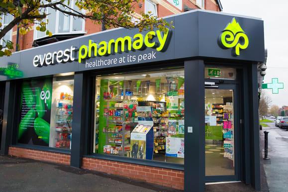 everest pharmacy clinic